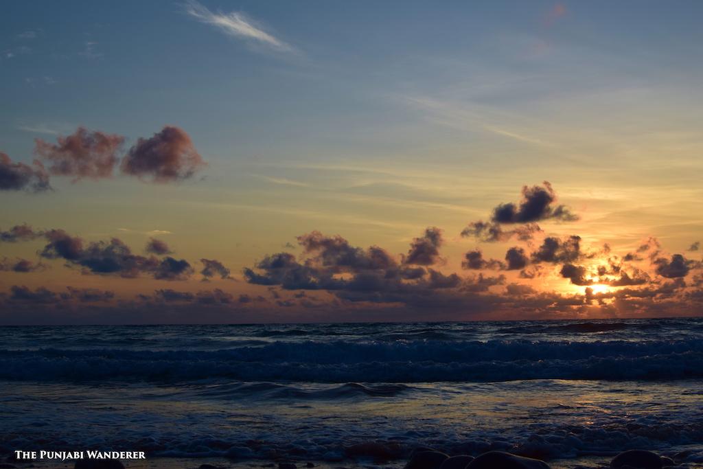 Sunrise at Sitapur Beach- Havelock (The Punjabi Wanderer)
