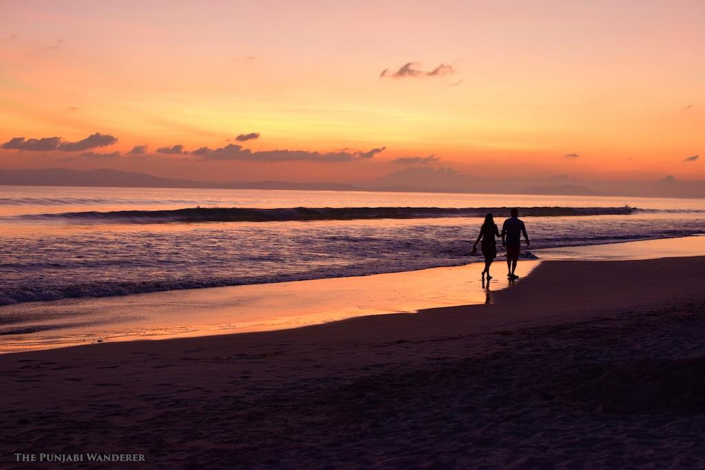 Sunset at Radhanagar Beach- Havelock (The Punjabi Wanderer)