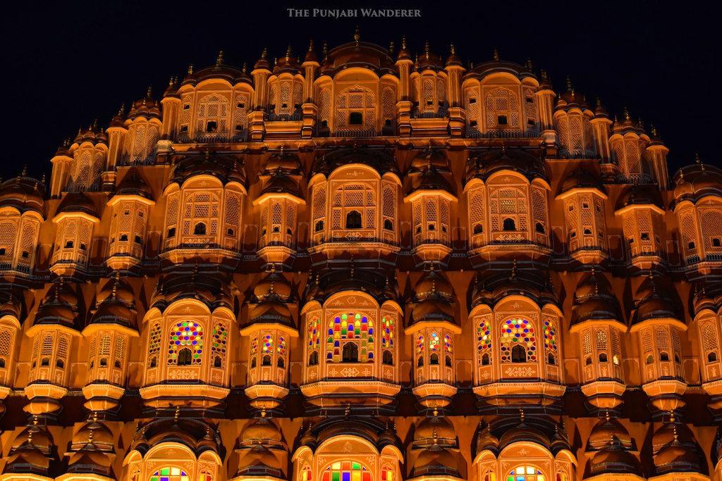 Hawa Mahal - Rajasthan