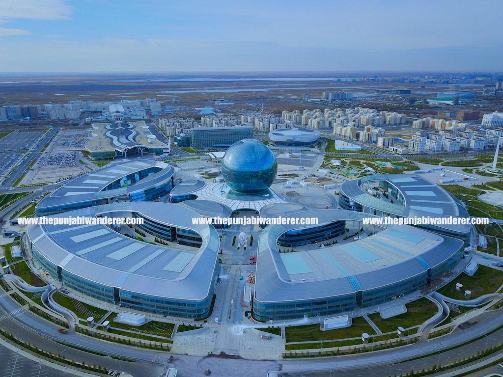 Expo Building - Kazakhstan
